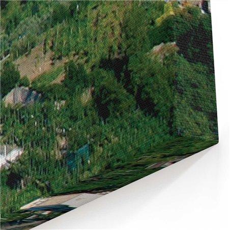 Capri İtalya Kanvas Tablo