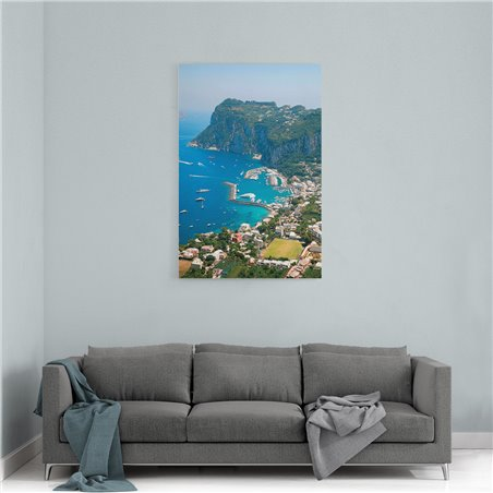 Capri Kanvas Tablo