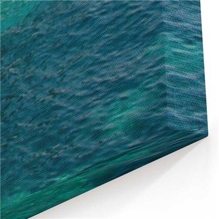 Portofino İtalya Kanvas Tablo