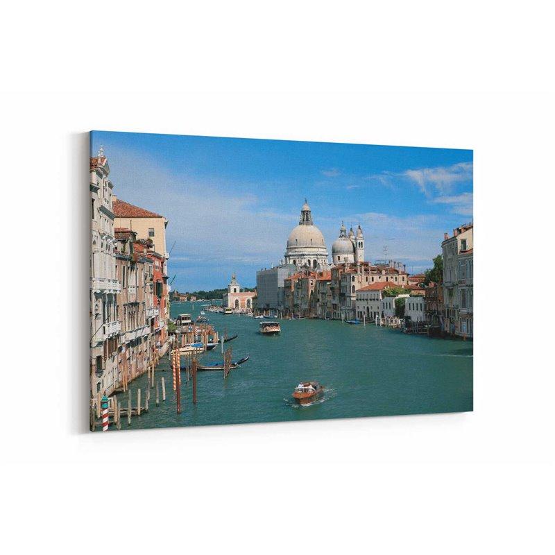Venedik Manzarası Kanvas Tablo
