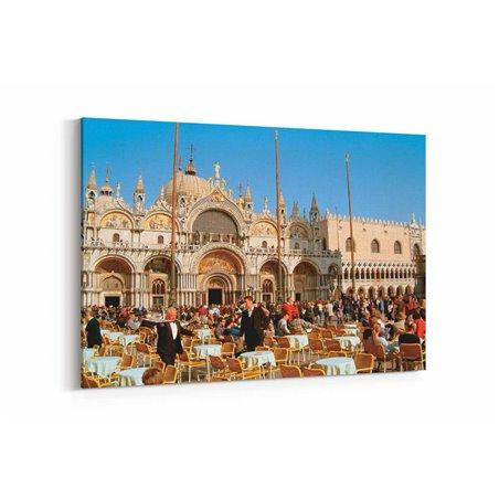 Venedik Turistik Bölge Kanvas Tablo