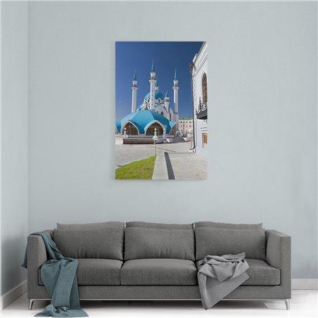 Kazan Kremlini Kanvas Tablo