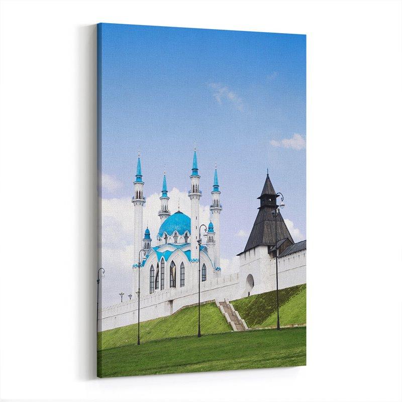 Kremlin Sarayı Doğasu Kanvas Tablo