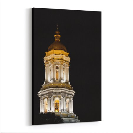Kiev Kulesi Kanvas Tablo