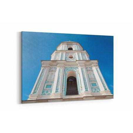 Saint Sophia Sofia Cathedral Kiev Kanvas Tablo