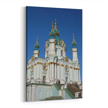 Kiev Basilica Kanvas Tablo