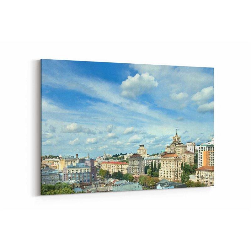 Kiev Ukrayna Kanvas Tablo