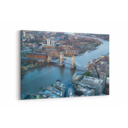 Tower Bridge Londra Kanvas Tablo