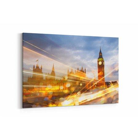 Big Ben Londra Kanvas Tablo