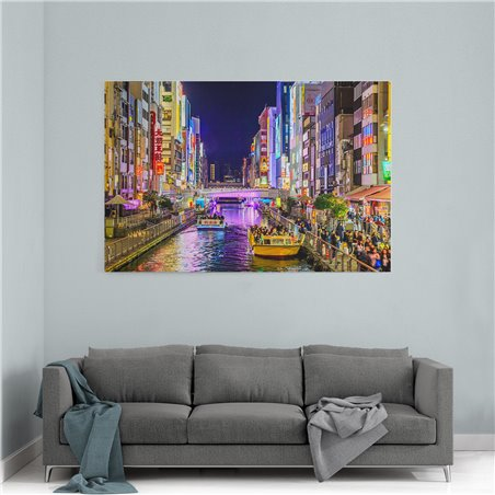 Osaka Kanvas Tablo