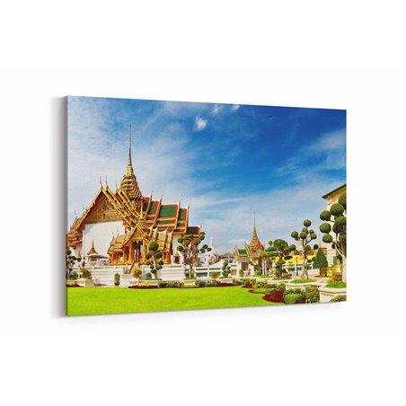 Tapınaklar Kanvas Tablo