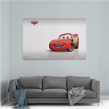 Arabalar Çocuk Odası Kanvas Tablosu