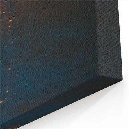 Gökyüzünde Venedik Kanvas Tablo