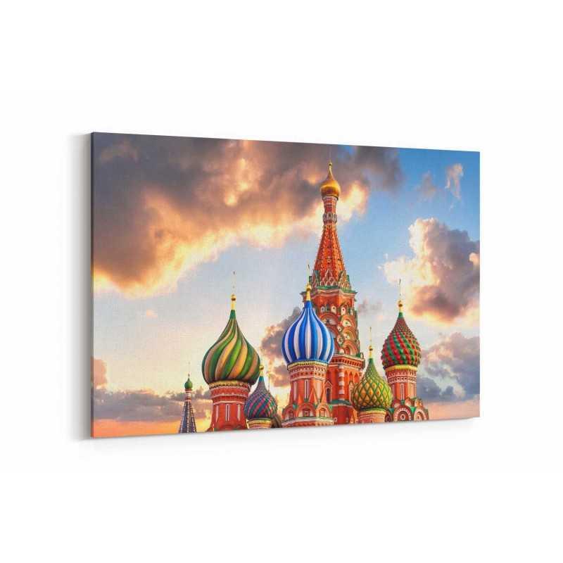 Rusya Kanvas Tablo