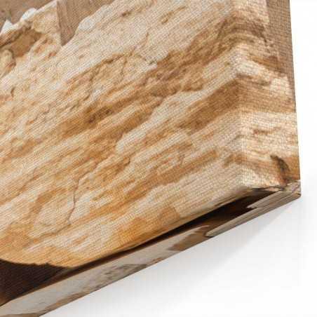 Antik Roma Kalıntıları Kanvas Tablo