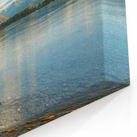 Yeni Zellanda Deniz Ağacı Kanvas Tablo