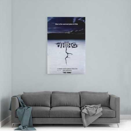 The Thing Kanvas Tablo