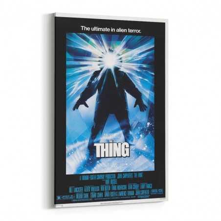 The Thing Film Afişi Kanvas Tablo