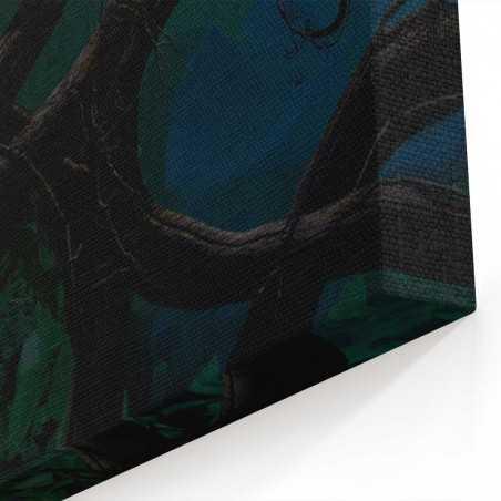 Alice Harikalar Diyarında Kanvas Tablo