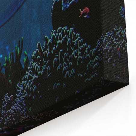 Aquaman Denizde Kanvas Tablo