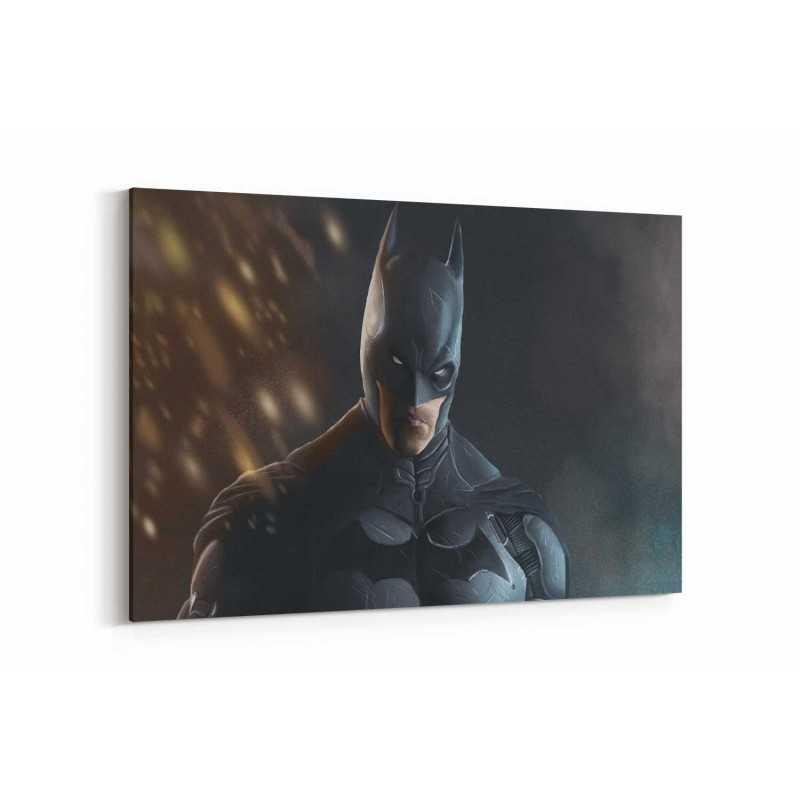 Batman Odaklı Kanvas Tablo