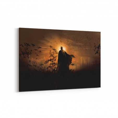 Yarasa Batman Kanvas Tablo