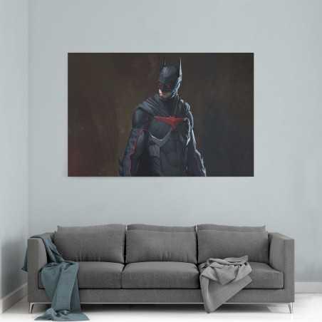 Batman Injustice Kanvas Tablo