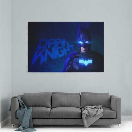 Batman Dark Knight Kanvas Tablo