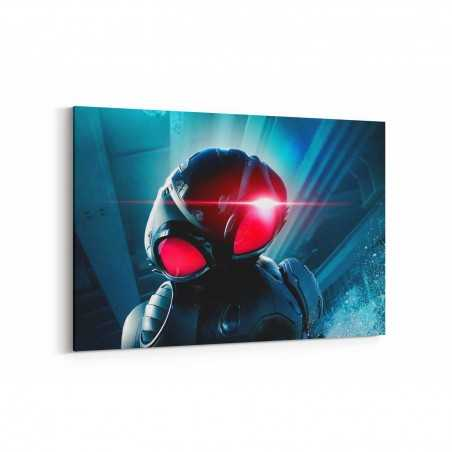 Black Manta Kanvas Tablo