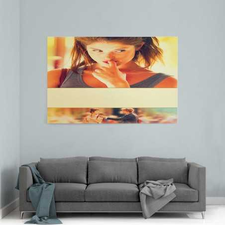 Gemma Bover Film Afişi Kanvas Tablo