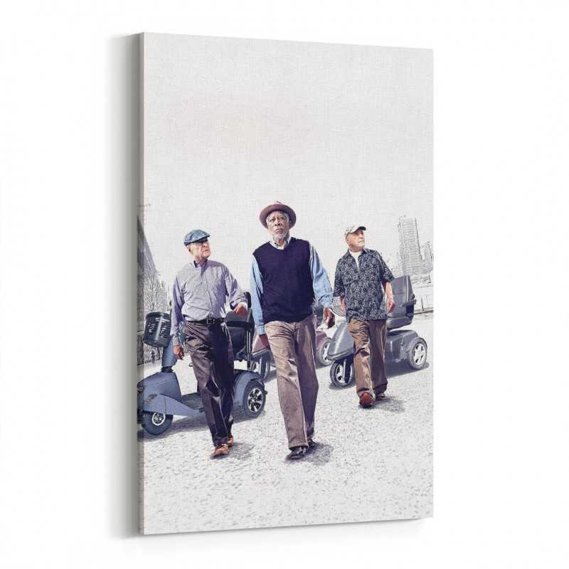 Son Macera Film Afişi Kanvas Tablo