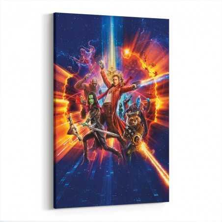 Guardians Of The Galaxy Kanvas Tablo
