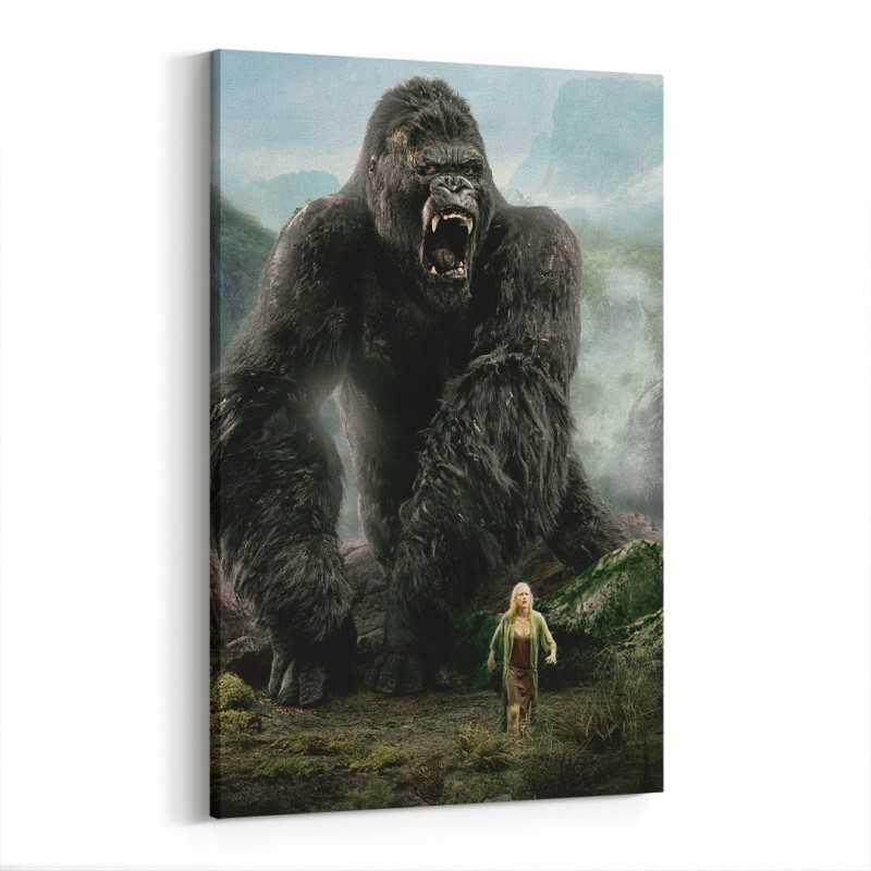 King Kong Kanvas Tablo
