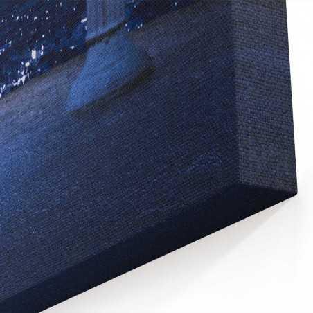 La La Land Posteri Kanvas Tablo