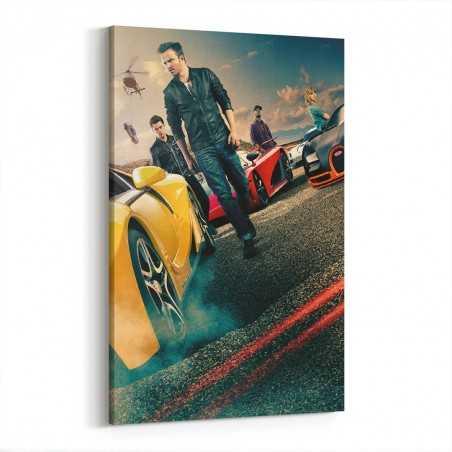 Need For Speed Kanvas Tablo