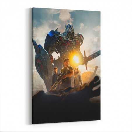 Transformers Kanvas Tablo