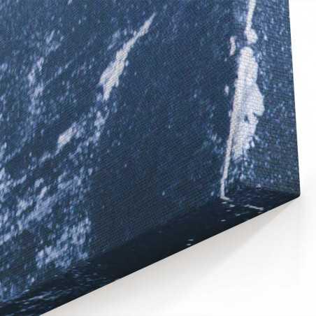 Siyah Ekmek Kanvas Tablo