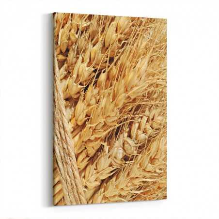 Buğday Kanvas Tablo