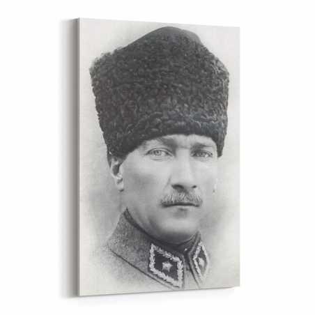 Mustafa Kemal Atatürk...