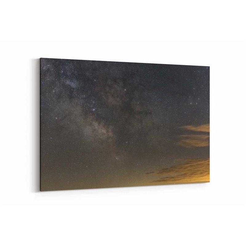 Yıldızlar Kanvas Tablosu