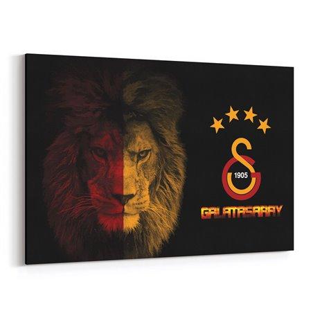 Sarı Kırmızı Aslan