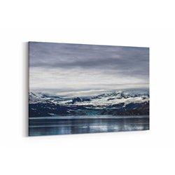 Buzlu Dağlar Kanvas Tablosu