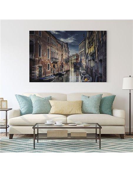 Venedik - İtalya Kanvas Tablo